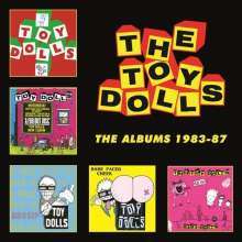Toy Dolls (Toy Dollz): The Albums 1983-87, 5 CDs