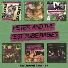 Peter And The Test Tube Babies: The Albums 1982 - 1987, 6 CDs