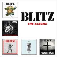 Blitz: The Albums, 5 CDs