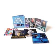 Stiff Little Fingers: The Albums 1991 - 1997, 4 CDs
