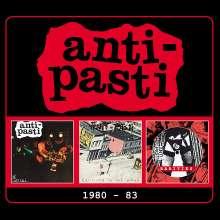 Anti-Pasti: 1980-83, 3 CDs