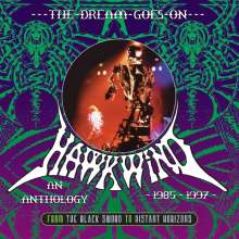 Hawkwind: The Dream Goes On: 1985 - 1997 (Anthology), 3 CDs