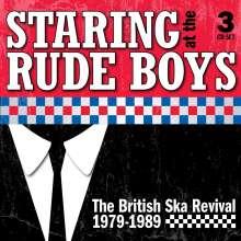 Staring At The Rude Boys: The British Ska Revival, 3 CDs