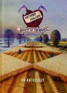 Anthony Phillips (ex-Genesis): Harvest Of The Heart: An Anthology (Deluxe Boxset), 5 CDs