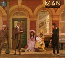 Man: Back Into The Future (Expanded-Edition), 3 CDs