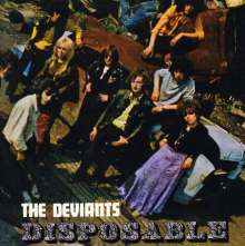 Deviants: Disposable (Remastered), CD
