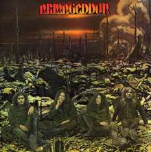 Armageddon (England/Hardrock): Armageddon (Remastered), CD