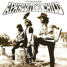 Aphrodite's Child: It's Five O'Clock (Expanded & Remastered), CD
