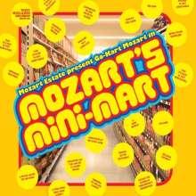 Go Kart Mozart: Mozart's Mini-Mart, CD