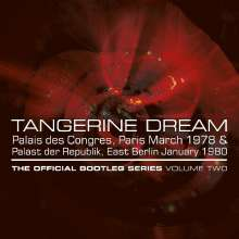 Tangerine Dream: Official Bootleg Series Vol. 2, 4 CDs