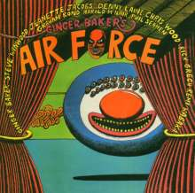 Ginger Baker (1939-2019): Ginger Baker's Airforce, CD