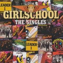 Girlschool: The Singles, 2 CDs