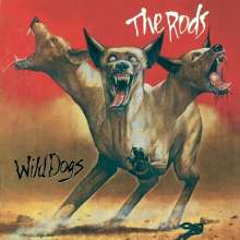 The Rods: Wild Dogs, CD