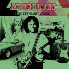 Eric Stewart (ex-10cc): Anthology (Deluxe-Edition), 2 CDs