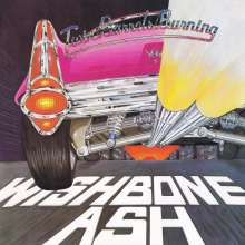 Wishbone Ash: Twin Barrels Burning (Limited-Edition) (Picture Disc), LP