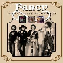 Fancy (Band): The Complete Recordings, 3 CDs