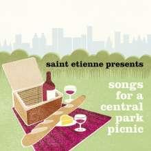 Saint Etienne Present Songs For A Central Park Picnic, CD