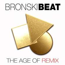 Bronski Beat: The Age Of Remix (Limited Edition), 3 CDs