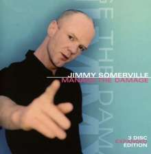 Jimmy Somerville: Manage The Damage (Expanded-Edition), 3 CDs