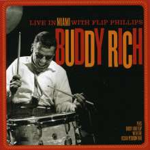 Buddy Rich (1917-1987): Live In Miami With Flip Phillips, CD