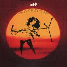 Elf Featuring Ronnie James Dio: Trying To Burn The Sun, CD