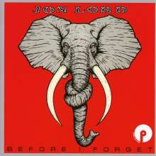 Jon Lord (1941-2012): Before I Forget (Expanded Version), CD