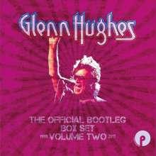 Glenn Hughes: The Official Bootleg Box Set Vol. 2, 6 CDs