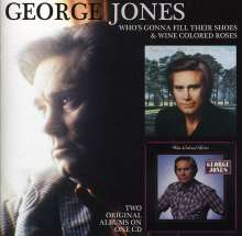 George Jones (1931-2013): Who's Gonna Fill Their Shoes.., CD