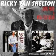Ricky Van Shelton: Loving Proof / Wild Eyed Dream, CD