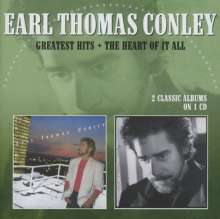 Earl Thomas Conley: Greatest Hits / The Heart Of It All, CD