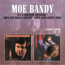 Moe Bandy: It's A Cheating Situation / She's Not Really Cheatin', CD