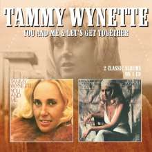 Tammy Wynette: You And Me / Let's Get Together (2 Albums On 1 CD), CD