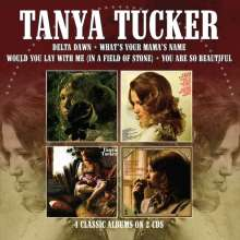Tanya Tucker: 4 Classic Albums On 2 CDs, 2 CDs