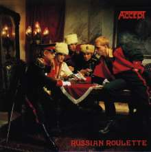 Accept: Russian Roulette (Expanded + Remastered), CD