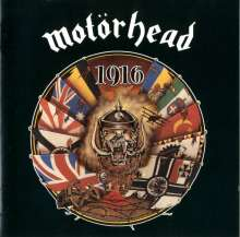 Motörhead: 1916 (Expanded + Remastered Edition), CD