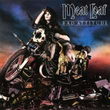 Meat Loaf: Bad Attitude (30th Anniversary Edition), CD