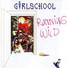 Girlschool: Running Wild, CD