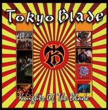 Tokyo Blade: Knights Of The Blade (Box-Set), 4 CDs