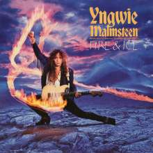 Yngwie Malmsteen: Fire & Ice (Expanded-Edition), CD