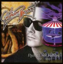 Graham Bonnet: Flying...Not Falling: 1991 - 1999, 3 CDs