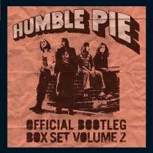 Humble Pie: Official Bootleg Box Set Vol. 2, 5 CDs