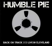 Humble Pie: Back On The Track (Expanded Edition), 2 CDs