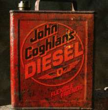 John Coghlan's Diesel: Flexible Friends (Remastered Box-Set-Edition), 3 CDs