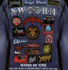 Winds Of Time: The New Wave Of British Heavy Metal, 3 CDs