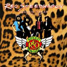 REO Speedwagon: Classic Years 1978 - 1990, 9 CDs
