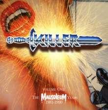Killer: Volume One: The Mausoleum Years, 4 CDs