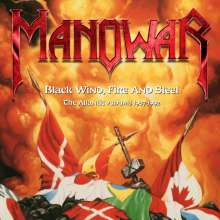 Manowar: Black Wind, Fire And Steel: The Atlantic Albums 1987 - 1992, 3 CDs