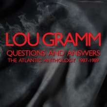 Lou Gramm: Questions & Answers: The Atlantic Anthology 1987-1989, 3 CDs