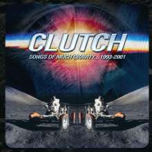 Clutch: Songs Of Much Gravity 1993 - 2001, 4 CDs
