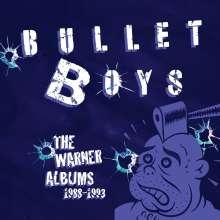 Bullet Boys: The Warner Albums 1988 - 1993, 3 CDs